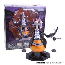Anime One Piece P.O.P DX Gekko Moria PVC Action Figure Collectible Model Toy 30cm