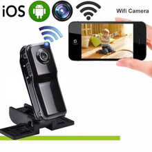 MD81S MD81 P2P Mini Wifi Camera HD 720P Wireless IP Camera Video Recorder DV DVR Camcorder Motion Detection Support 32G TF Card