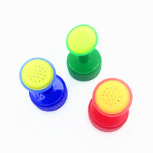 8 PCS Bottle Cap Sprinkler PVC Plastic Watering GB 28mm caliber Little Nozzle Sprinkler Head Watering Vegetables Mist Nozzle
