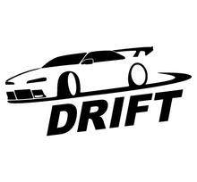 HellaFlush Car Sticker JDM DUB Drift Car  waterproof stickers outdoor decal reflective stickers