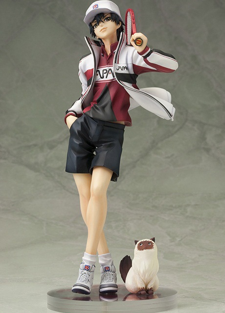 Huong Anime Figure 23 CM New prince of tennis Ryoma Echizen PVC Action Figure Toys Collection Christmas Gift Model<br>