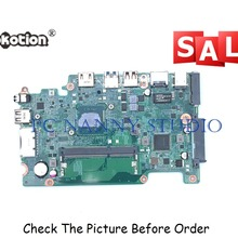 PANANNY DA0ZHJMB6E0 Acer Aspire E3-111 Laptop motherboard SR1W2 N3530 DDR3 tested
