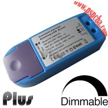 (10pcs/lot) Triac dimming constant current 8.4W 12-24V 350mA dimmable led driver power supply