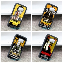 taxi driver fashion phone Cover Case for Samsung galaxy S3 S4 S5 S6 S6 edge S7 S7 edge Note 3 Note 4 Note 5 &bb423