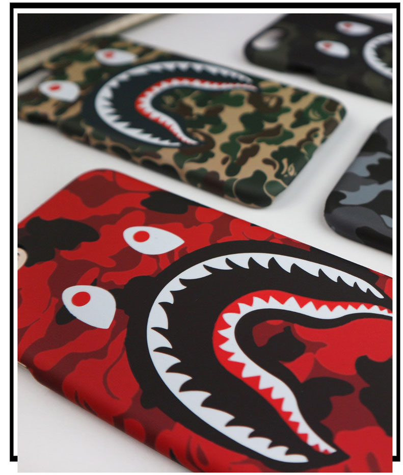 """Military Shark"" Shark Phone Case 1"