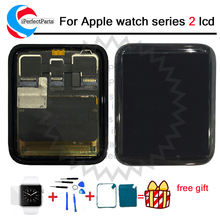 Used For Apple Watch Series 2 LCD Display Touch Screen Digitizer Series2 S2 38mm/42mm Pantalla Replacement+Tempered Glass+Tools(China)