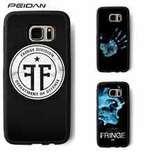 PEIDAN Fringe Protective cover phone case for samsung galaxy S3 S4 S5 S6 S7 S8 S6 edge S7 edge Note 3 Note 4 Note 5 #rr205(China)