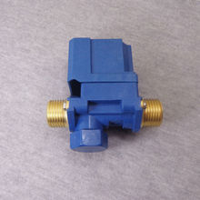 "Non-pressure Solenoid Valve 12V DC Actuator Electromagnetic Control Valve G1/2"" BSP Thread with Filter Non Return and Drainage"