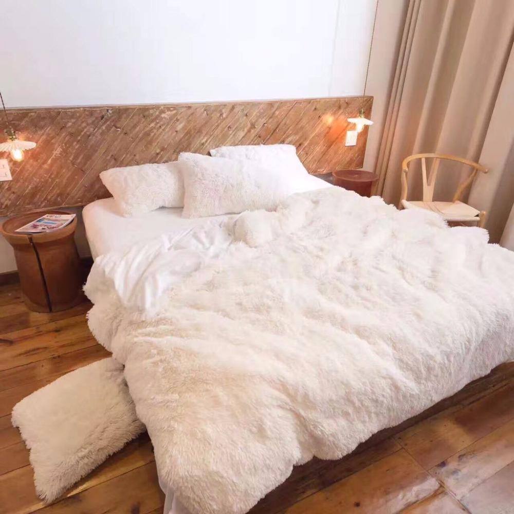 Drop-Shipping-Sofa-Air-Bedding-Throw-Blankets-Mantas-White-Pink-Grey-Fleece-Fluffy-Plush-Bedspread-Couverture (5)