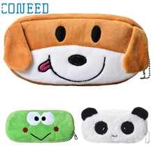 Cute Cartoon Pencil Case Plush Storage Bag Large Pen Bag For Kids Adult Levert Dropship 23mar24