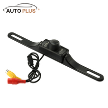 Car Rear View Camera Waterproof CCD Parking Camera Car Backup Reverse Camera for Auto Vehicle Parking