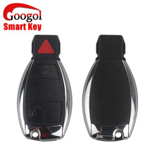 OEM Smart Key For Mercedes Benz Smart Key 315MHZ With Key Shell Free Shipping