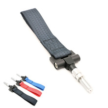 Dongzhen Auto Universal Car Trailer Ring Tow Towing Hook Strap 5000lb Trailer Racing Accessories for BMW E46 E30 E32 E36 E90 E91