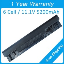 5200mah laptop battery for dell Inspiron 1564 1564R P08F P09G UM3 UM5 UM6 05YRYV NKDWV P07E001 P09G001 451-11467