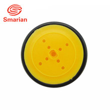 Official smarian Small Smart Car Tire/Tyre Chassis Plastic Robot Chassis Wheel Rubber Diy RC Toy Kit Electroincs Develop Learing