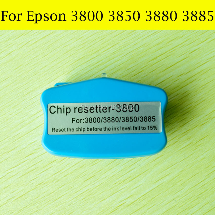 1 PC Best  Maintenance/Waste Ink Tank Chip Resetter For Epson 3880 3850 3885 Printer<br><br>Aliexpress