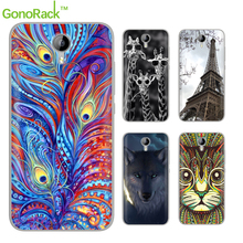 Buy GonoRack Doogee Homtom HT3 Case TPU Silicone Cartoon Back Cover Coque Accessory Homtom HT3 Pro Capa Mobile Phone Shell for $2.84 in AliExpress store
