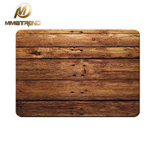 Mimiatrend Old Wood Planks Full Body Cover Laptop Stickers Case For Apple Macbook Air Pro Retina 11 13 15 Inch Protective Skin(China)