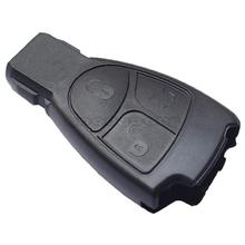 New Smart Remote Entry Key Case Fob Cover Mercedes Benz C E S EC EL SL SEL SEC ML AMG 3 Buttons