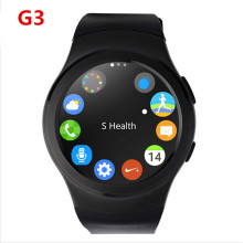 2017 100% Original NO.1 G3 Bluetooth Smart Watch Sport for iPhone 4/4S/5/5S/6/6+ Samsung S4/Note/s6 HTC Android Phone Smartwatch