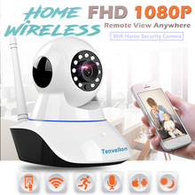 1080P HD Wireless IP Camera 2.0MP CCTV WiFi Home Video Surveillance Camera Security Camera System Baby Monitor Pan Tilt  IR