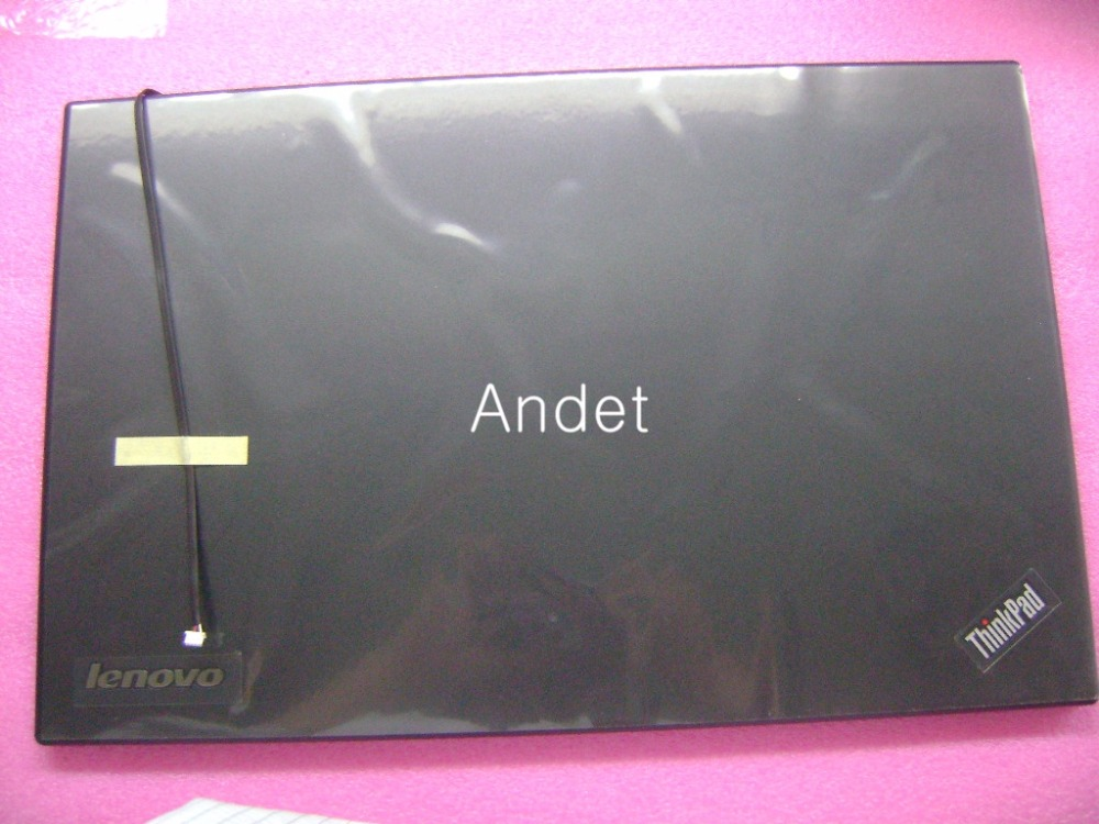New Original for Lenovo ThinkPad L520 LCD Rear Cover Top Lid Shell Assembly 04W1723<br><br>Aliexpress