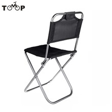 Portable Folding Fishing Chair Multifunctional for Outdoor Fishing Camping with Backrest Carry Bag(China)