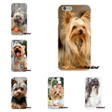 Yorkshire terrier dog puppy Silicone Soft Phone Case Cover For Samsung Galaxy A3 A5 A7 J1 J2 J3 J5 J7 2015 2016 2017