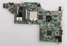 Free shipping 605497-001 mainboard for HP DV7 DV7-4000 motherboard laptop DA0LX8BM6D0 100%full tested ok