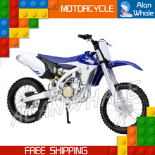 1:12 Scale New Yamaha YZ450F Metal Diecast Model Motorcycle Motorbike Racing Cars Toys Boys Vehicle Moto GP Collection