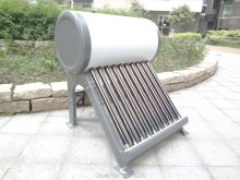 1 set of 110V 50 Liter Non-pressurized compact solar water heater vacuum tube 47*700mm NEW