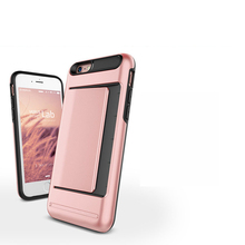 Cuptakes Bus Card Bank Anti Knock Soft Silicone Case for iPhone 6 6S Plus i6Plus Cover 5.5 Rubber Phone Cases Coque Shock Proof