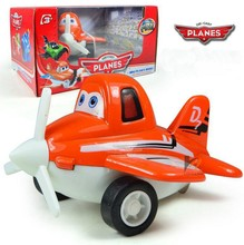 BOHS Cute Metal Alloy Dusty Planes Model Diecast, with Retail Box Gift for Children(China)