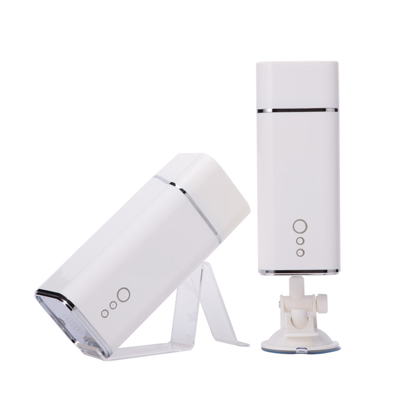U-JAY Electric Masturbation Cup Hands-Free Speech interaction, induced vibration male masturbator frequency vibration<br>