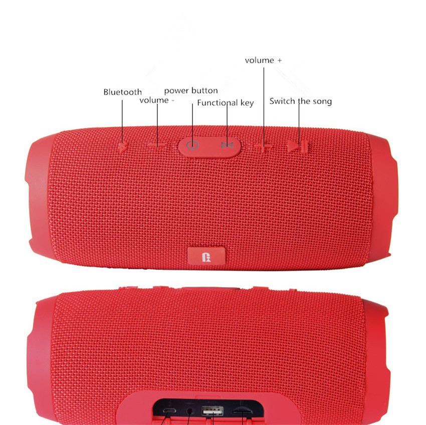 Bluetooth Speaker Outdoor 11