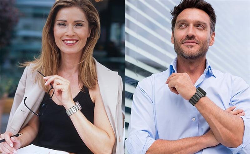 Luxury stainless steel watch band for apple series 1 2 3 watch strap 38-42 mm reloj hombre marca de lujo heren horlogewatcha bracelet (12)