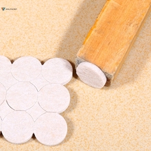 2-32pcs Self Adhesive Floor Furniture Chair Scratch Protector Felt Protective Pads Mat Home Supply