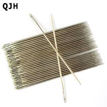 "12pcs 4size Hand Stitches Stainless Steel Embroidery Needle Needlework knitting Needles Arts & Crafts Sewing Tools  4"" 5"" 6"" 7"""