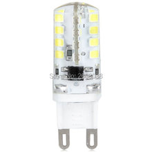 Long Life Expectancy G9 3.5W 360LM 2835 SMD 32-LED Low Power Consumption Mini Corn Bulb Warm White Light - AC 220-240V