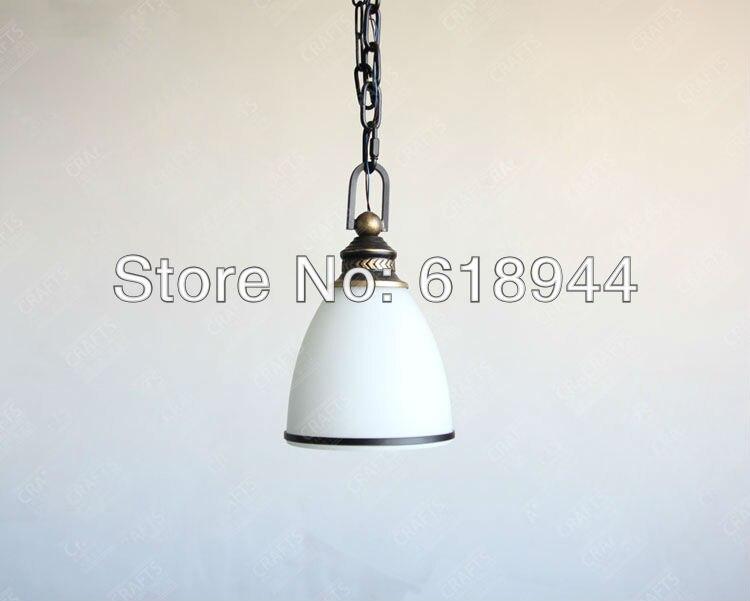 American Style white vintage pendant lights, edison bulb pendant lamp E27/E26 110V/220V for dining room Wholesale<br>