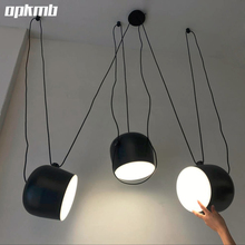 original drum pendant light 1/2/3/5/6  personality modern  pendant lamp  clothing store window  lamps