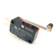 1pcs/lot V-156-1C25 Long Hinge Roller Lever AC DC Micro Switch SNAP Action Switch 100% New