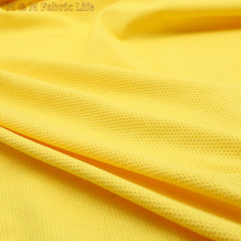 160cm*5yard 33 colors super elastic knitted function breathable quick drying polyester grid mesh fabric for shirt,sport cloth