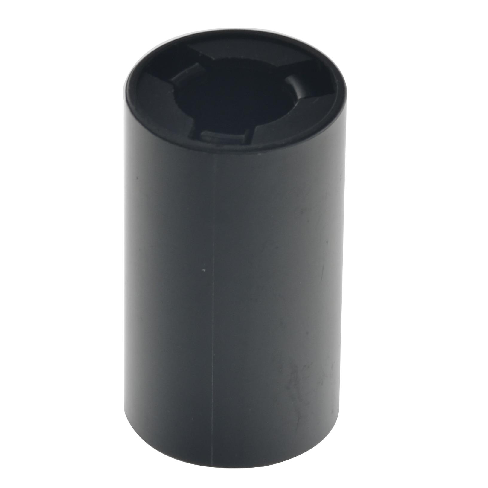 Universal AA zu D Größe Batterie Adapter Konverter White Case 8 Pack