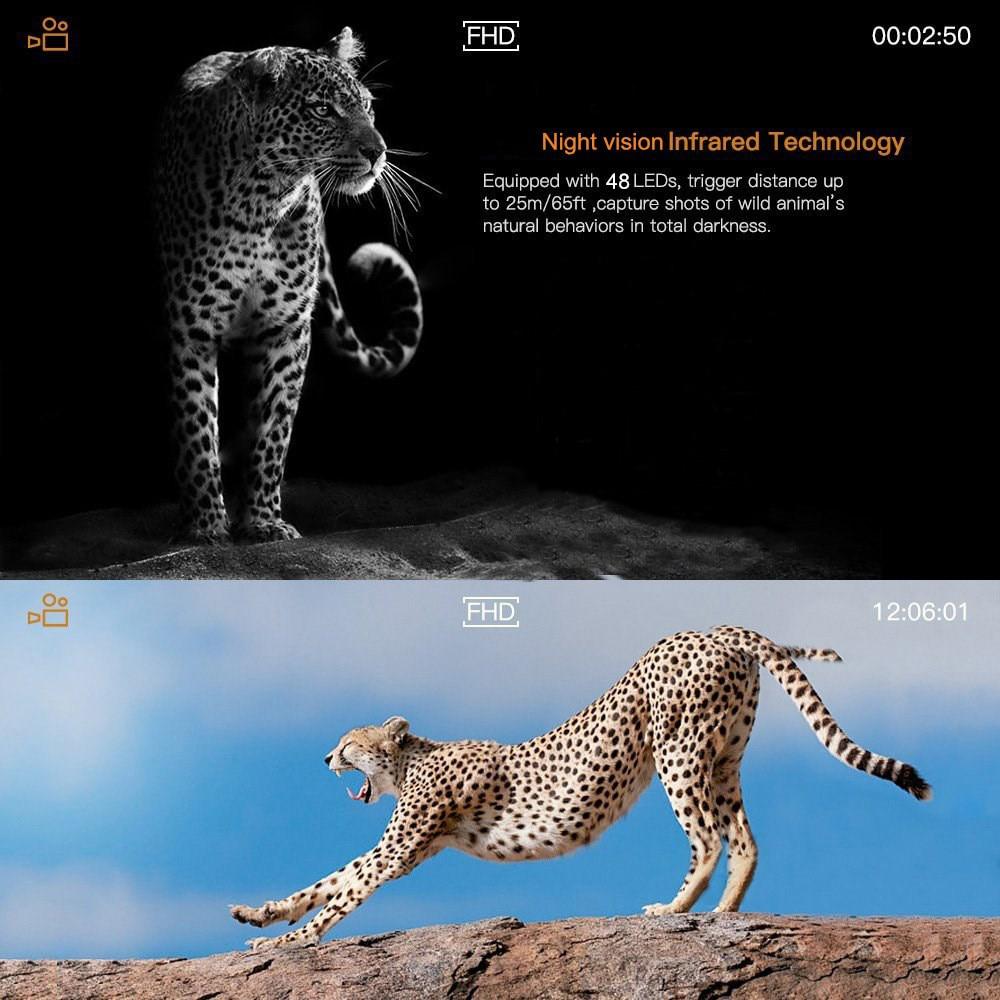Hunting camera HC700G