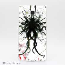 3602CA the madness of cthulhu Transparent Hard Cover Case for Galaxy A3 A5 A7 A8 Note 2 3 4 5 J5 J7 Grand 2 & Prime