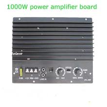 12V 1000W big power car audio power amplifier scooter 10-inch subwoofer mainboard(China)