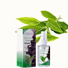 Natural Hair Cuticle Angle Element Disposable Hair Care Green Tea Essential Oils Moisturizing Hair Conditioner Damaged Hair(China)