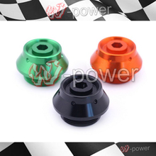 fite For kawasaki zrx1200r zzr 400 zzr 600 zzr 1100 c / d motorcycle accessories cnc aluminum motorcycle engine oil cap screw