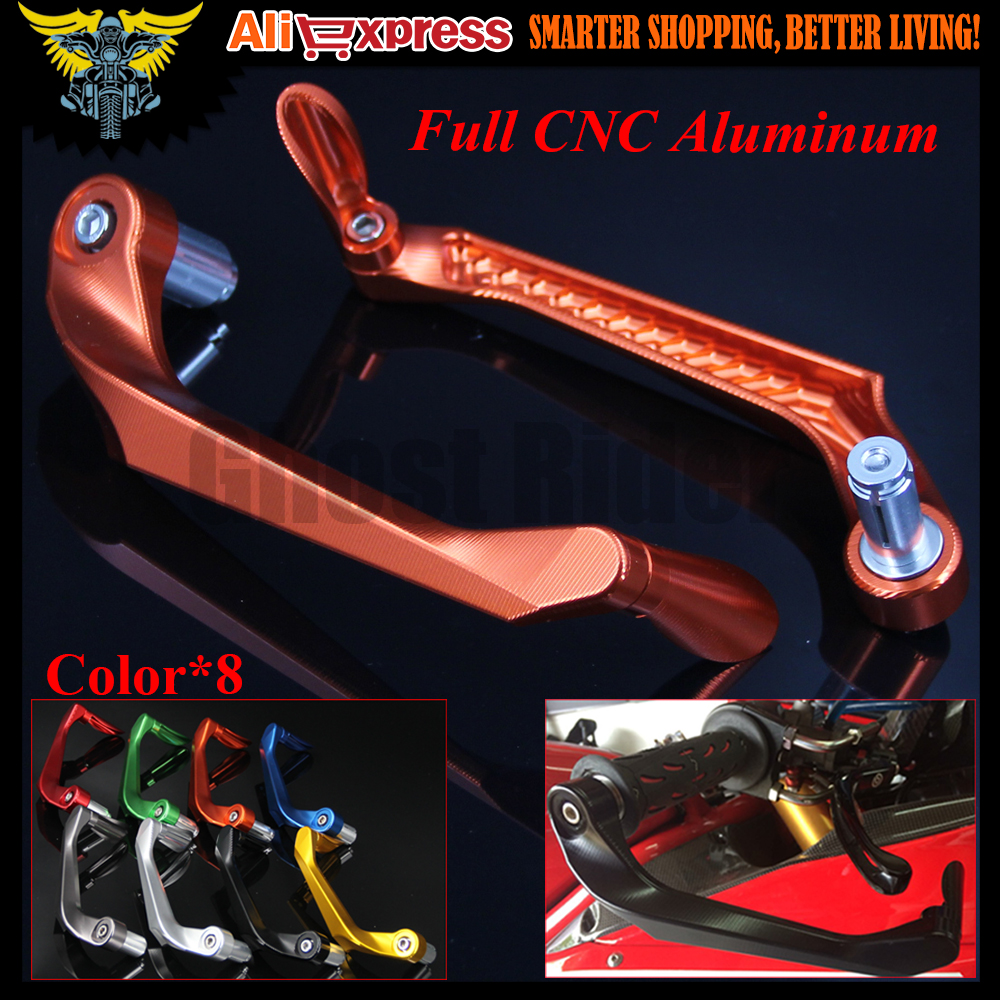 For Triumph DAYTONA 675 R SPEED TRIPLE 1050/S SPRINT GT 7/8 22mm CNC Motorcycle Handlebar Brake Clutch Levers Protector Guard<br>